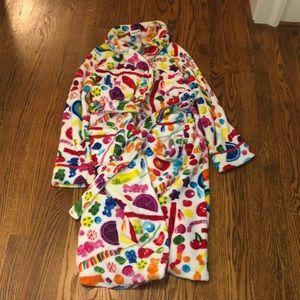 Dylan's Candy Bar bathrobe